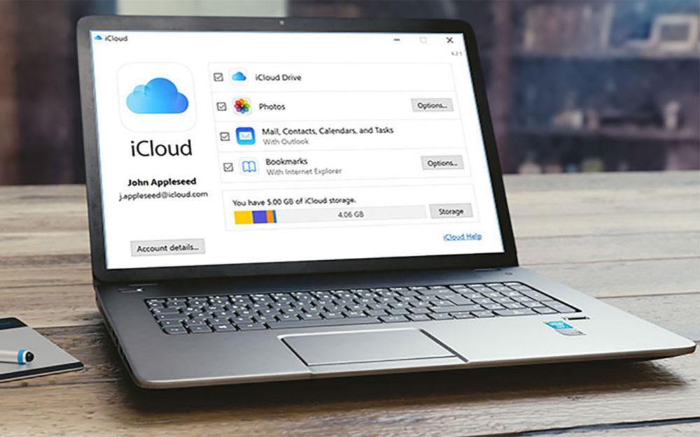 Apple met à jour iCloud sur Windows pour prendre en charge la dernière version de Windows 10