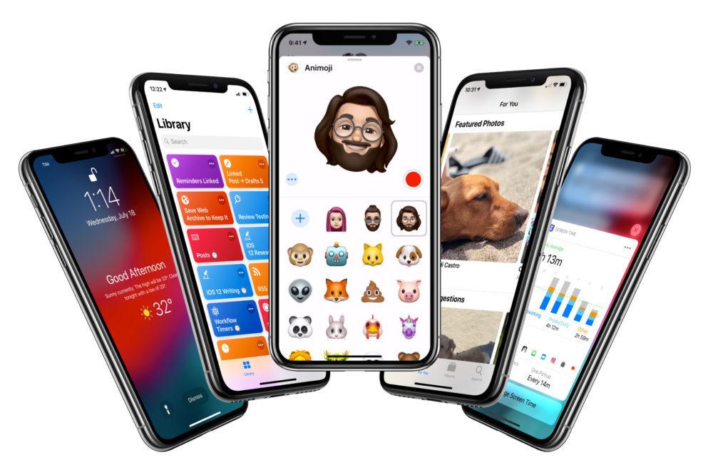 Apple arrête de signer iOS 12.2 : mise à jour et restauration bloquées