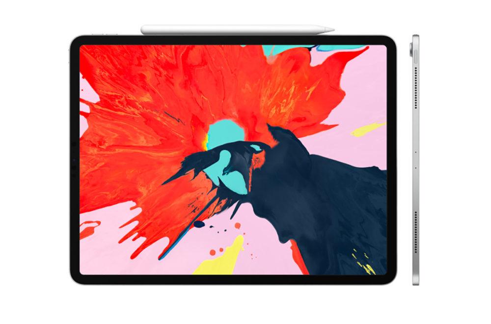 iPad Pro 2018 Apple Pencil 1000x661 Le nouvel Apple Pencil peut être rechargé uniquement avec l'iPad Pro 2018