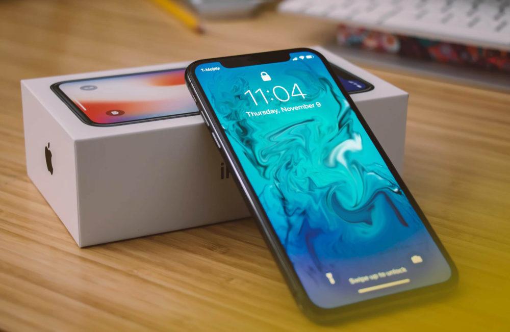 iPhone X Apple Boite 1000x651 Apple lance un programme de réparation gratuite de lécran des iPhone X ayant des problèmes tactiles