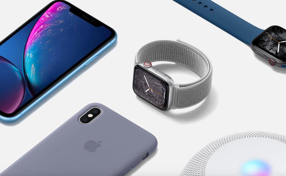 iPhone XR Apple Watch Series 4 1000x615 Apple prolonge le délai pour retourner un produit acheté sur lApple Store