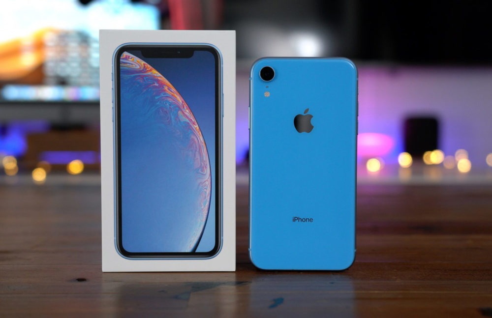 iPhone XR Couleur Bleue 1000x647 La promotion de la baisse des prix de l'iPhone XR au Japon continue