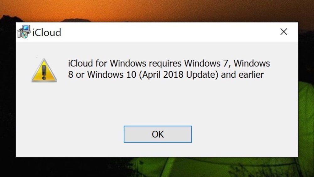 Microsoft et Apple travaillent pour résoudre les problèmes de compatibilité entre iCloud et Windows 10