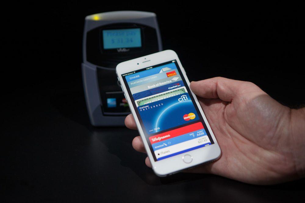 paiement apple pay 1 1000x667 Apple Pay est à présent disponible en Belgique et à la BNP Paribas en France sous peu