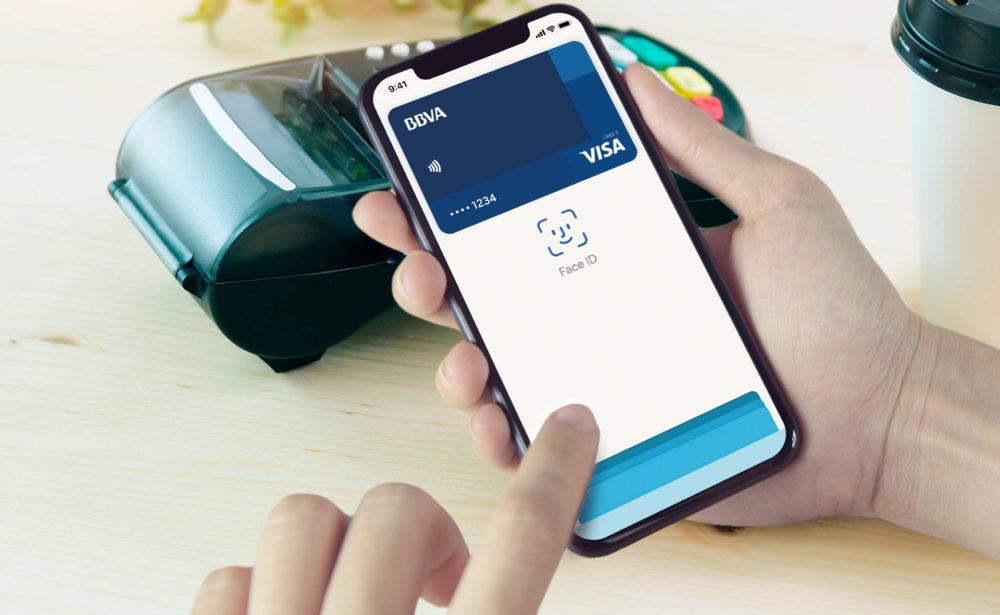 paiement apple pay 1000x615 Apple Pay arrivera au LCL au cours de ce semestre et BforBank au cours de lannée 2020