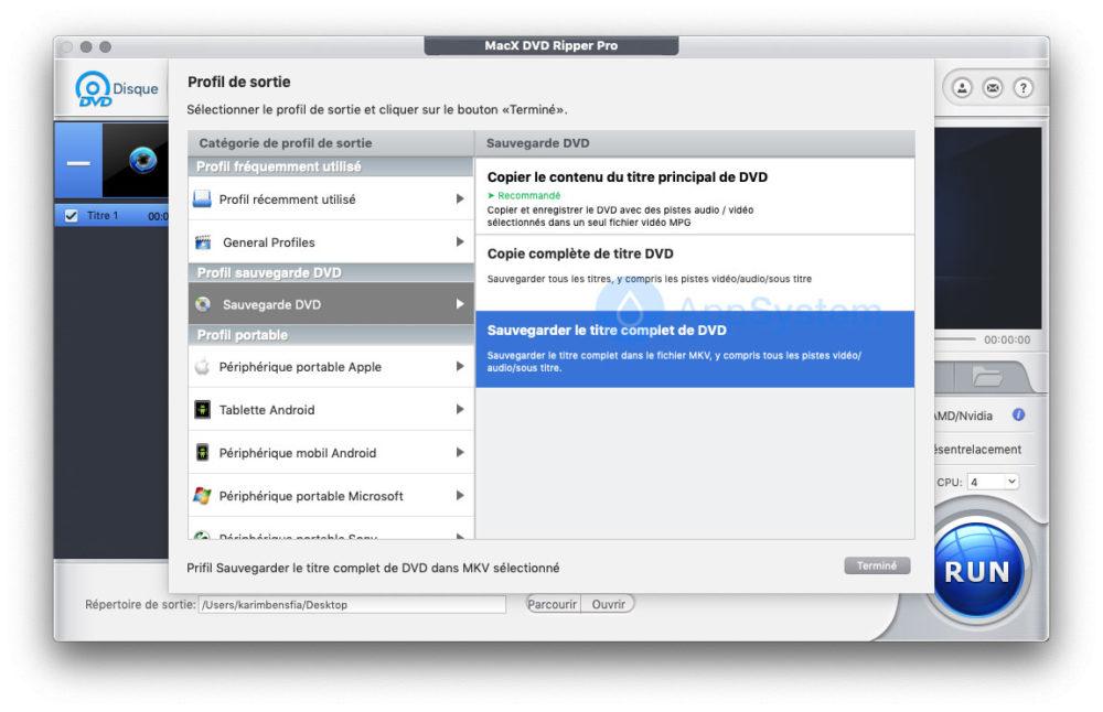 1 1 Comment sauvegarder et transférer vos DVD sur votre Mac, iPad et iPhone