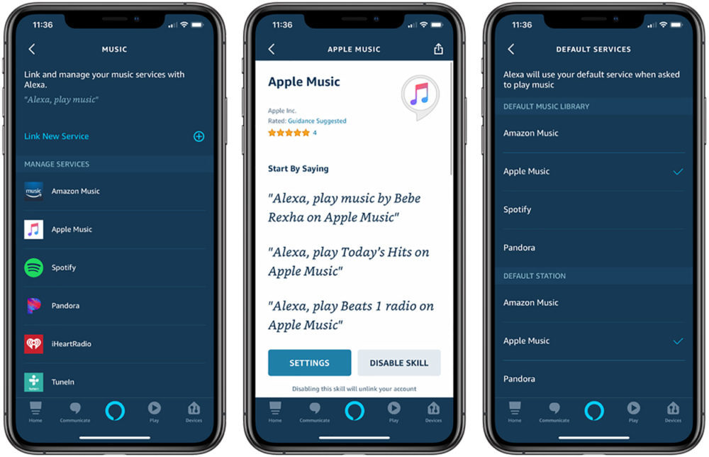 Apple Music Echo Amazon Alexa 1000x644 Apple Music débarque enfin sur les enceintes Echo dAmazon