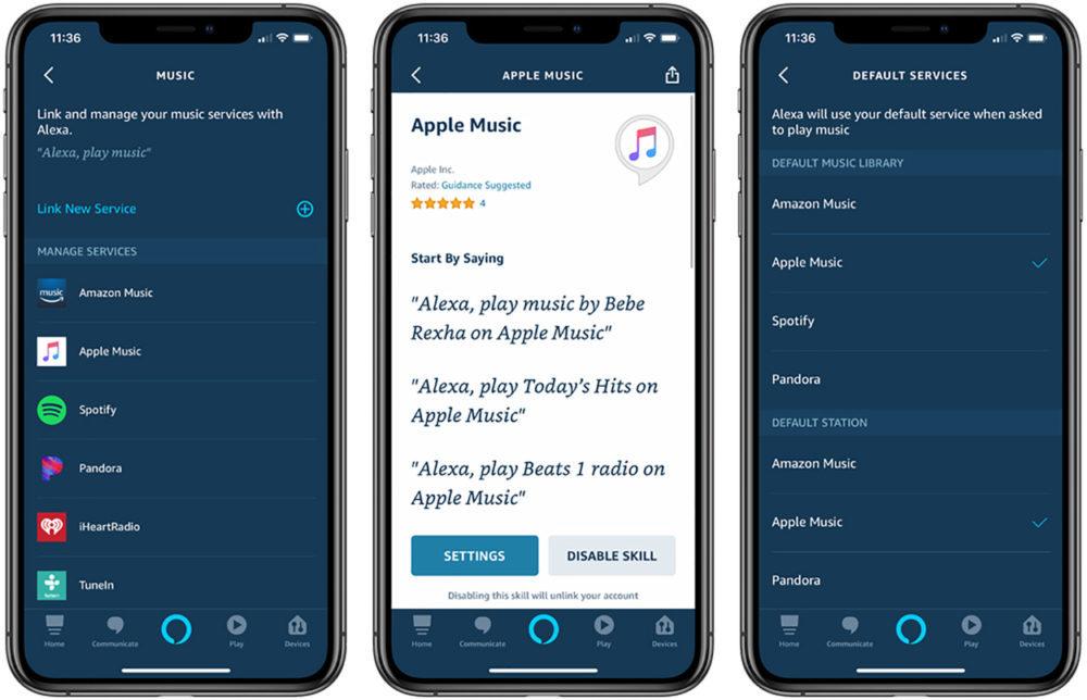 Apple Music Echo Amazon Alexa 1000x644 Apple Music débarque enfin sur les enceintes Echo dAmazon