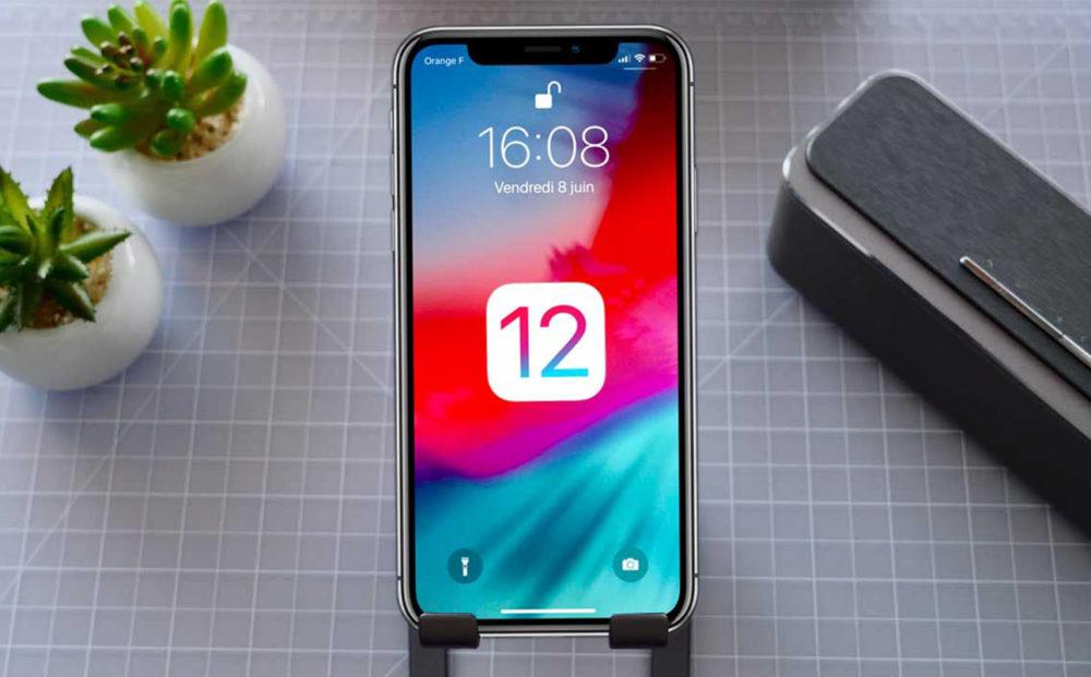 Apple iOS 12 1000x621 iOS 12.2 bêta 2 est disponible pour iPhone, iPad et iPod touch