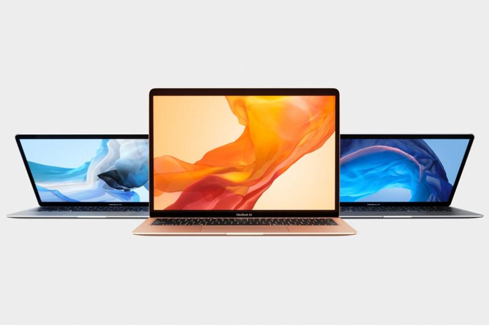 MacBook Air 2018 MacBook Air 2018 : un souci avec la qualité de la webcam