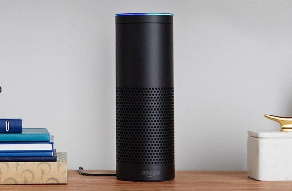 amazon echo 1000x655 Larrivée dApple Music sur les enceintes Echo dAmazon est pour bientôt