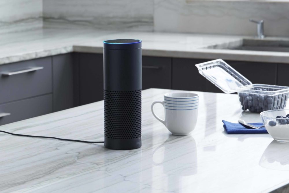 amazon echo speaker 1000x667 Apple Music débarque enfin sur les enceintes Echo dAmazon
