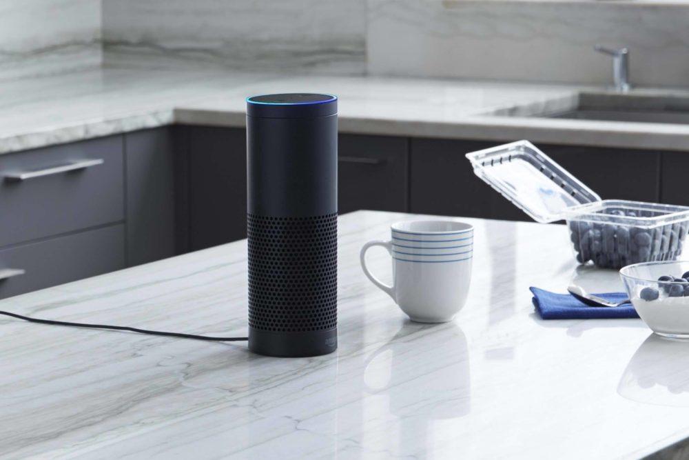 amazon echo speaker 1000x667 Apple Music débarque enfin sur les enceintes Echo dAmazon