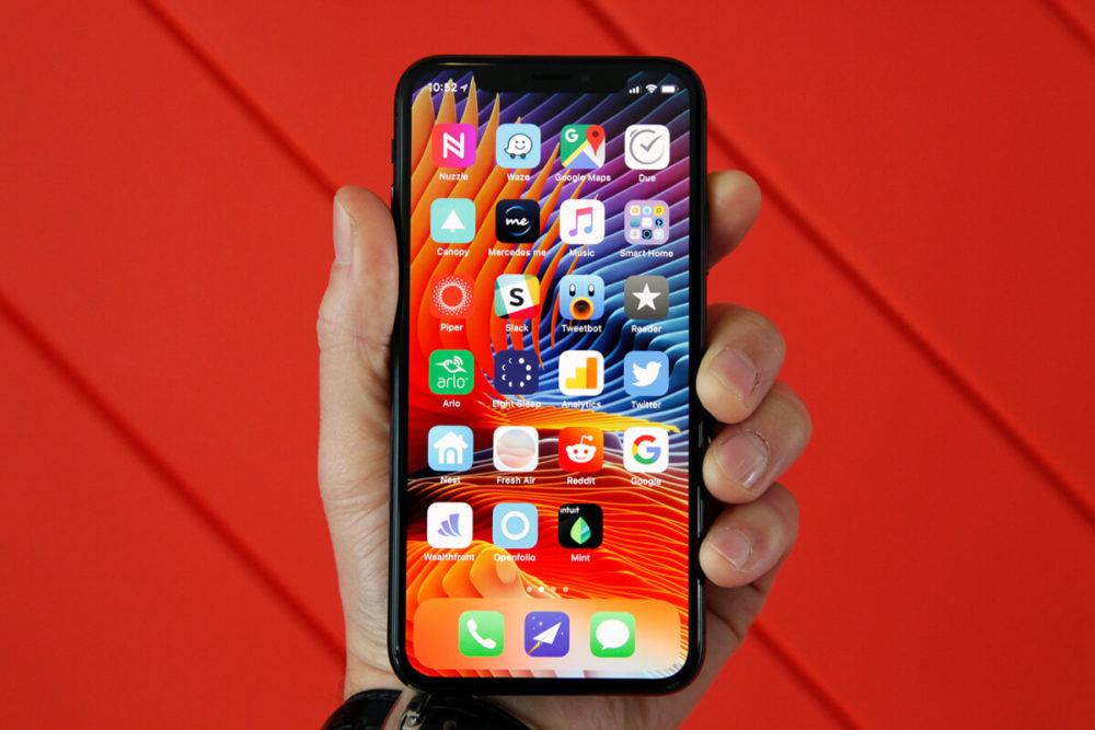 iPhone X 1 Voici le top 10 des apps iPhone qui ont généré le plus dargent en 2018