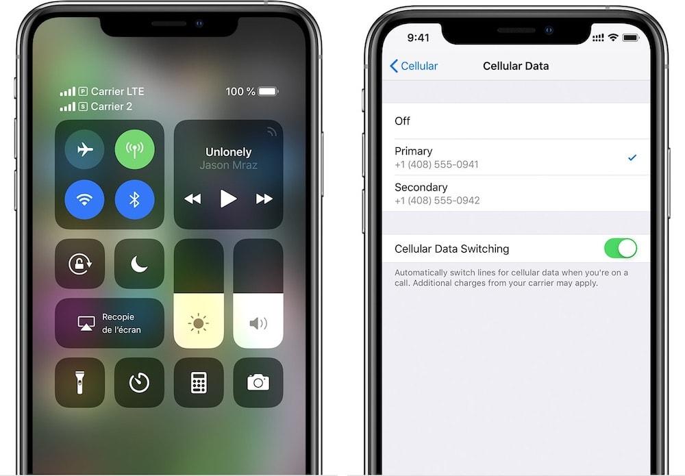 iPhone XS Double SIM Les forfaits eSim dOrange pour iPhone XS et XR arriveront début 2019