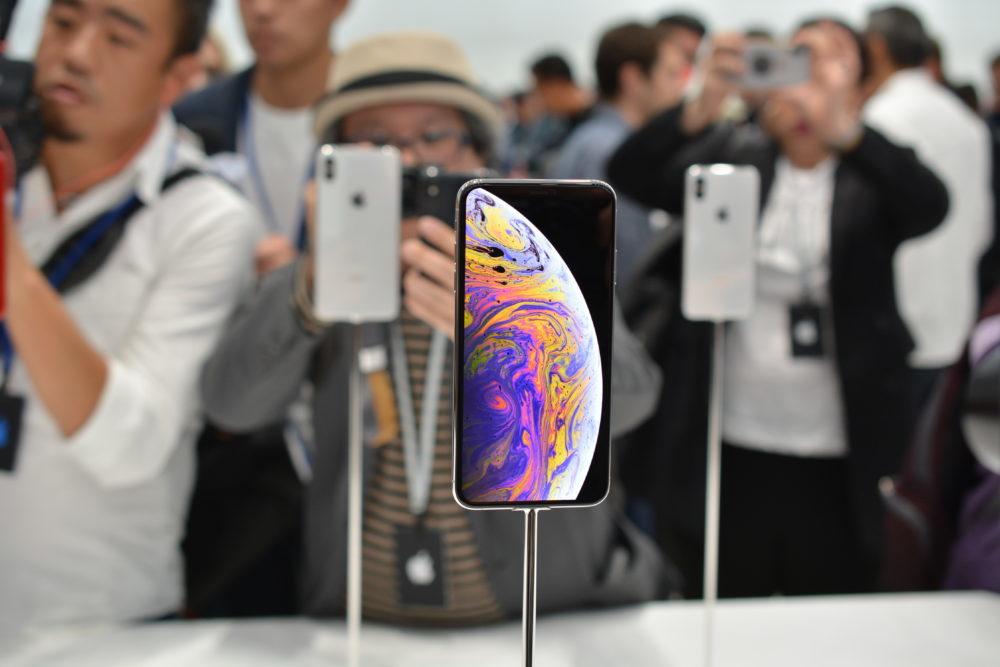 iPhone XS image 1000x667 Pas de nouveau design avec les iPhone de 2019 et les ventes devraient chuter, selon un analyste