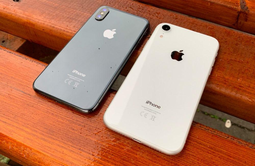 iPhone XS vs iPhone XR 1000x651 Apple publie des photos des utilisateurs prises avec liPhone XS et XR pour les fêtes de fin dannée