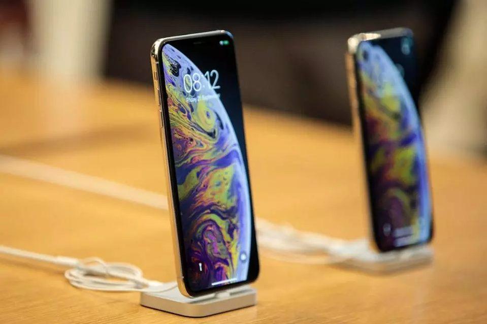 iphone xs max ecran Apple baisse la production diPhone de 10% pour le 1er trimestre de 2019