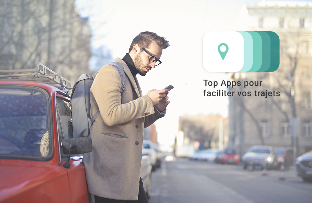 top apps faciliter trajets Comment votre iPhone simplifie vos déplacements professionnels
