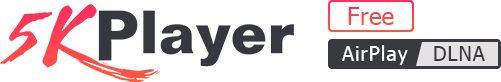 5Kplayer logo Comment lire et télécharger des vidéos 4K gratuitement (Windows et Mac)