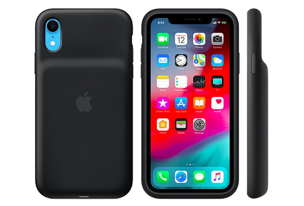Apple Smart Battery Case iPhone XR 1000x677 Apple vend la Smart Battery Case pour les iPhone XS, XS Max et XR