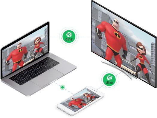 dlna 5kplayer Comment lire et télécharger des vidéos 4K gratuitement (Windows et Mac)