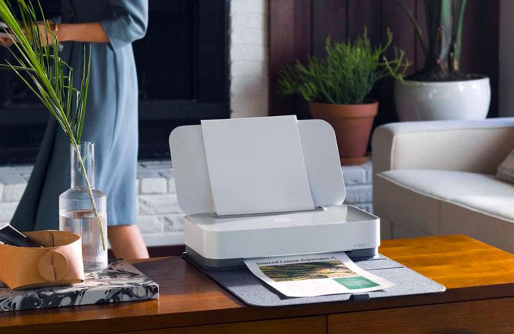hp tango x HP Tango X : une imprimante connectée design pour Mac & Windows