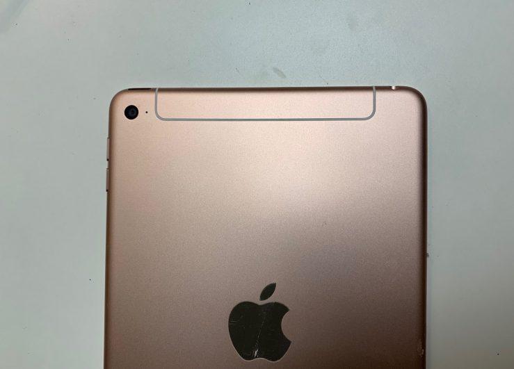 iPad mini 5 Fuite Premières photos de liPad mini 5 de 2019 ?