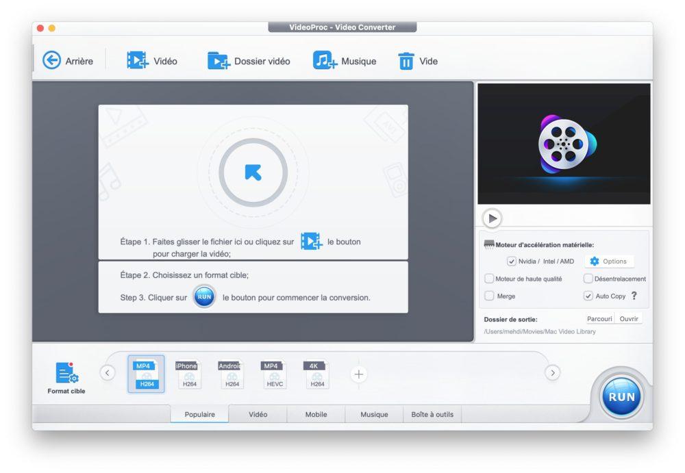 Capture d'écran 2019 02 01 à 14.03.45 Comment convertir et éditer des vidéos pour iPhone en toute facilité