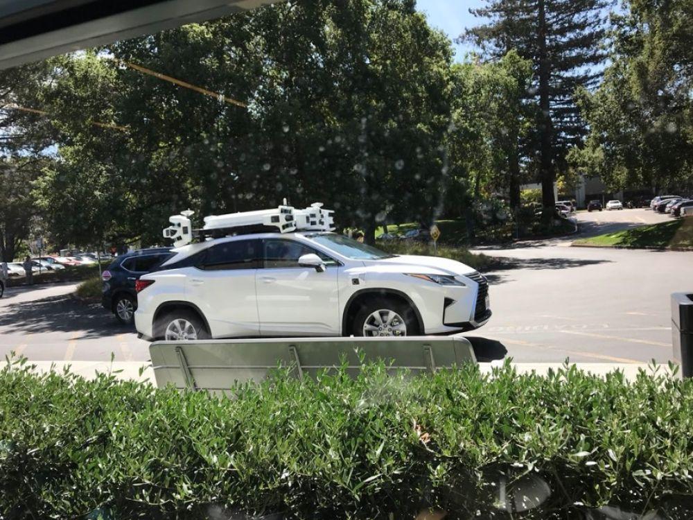apple voiture autonome Apple transmet un rapport traitant de la sécurité des systèmes de conduite autonome des véhicules