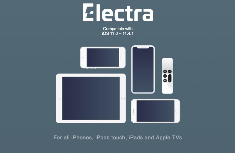 comment jailbreak ios 11 4 electra 1000x650 Comment jaibreak iOS 11.4 avec loutil Electra