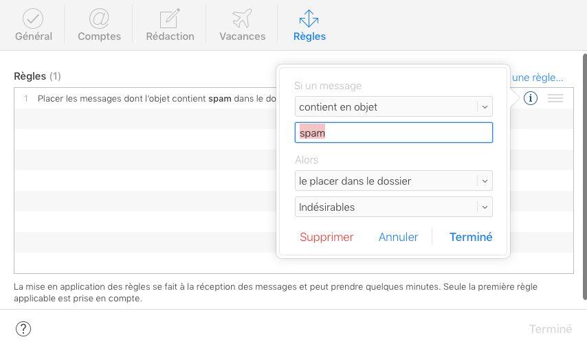 faire suivre emails 1 Comment rediriger ses e mails iCloud vers une autre adresse