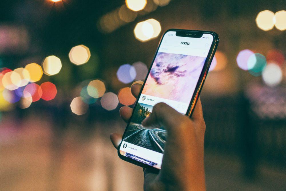 iphone pub bokeh Apple vante leffet Bokeh des iPhone dans une nouvelle pub humoristique