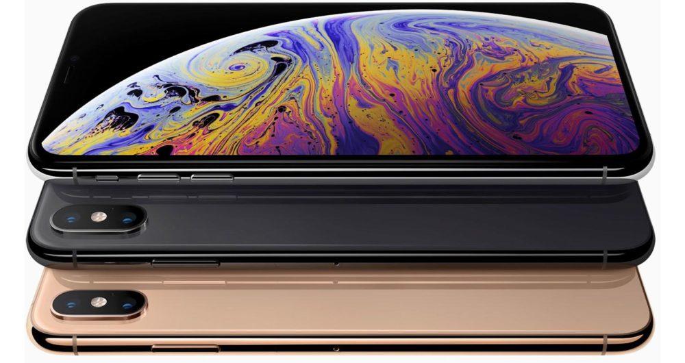 iphone xs debit 4G La 4G de liPhone XS serait 26% plus rapide que celle des modèles précédents