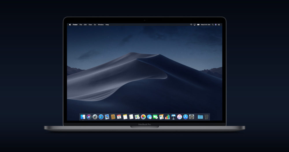 mojave beta3 disponible La version bêta 3 de macOS 10.14.4 est disponible