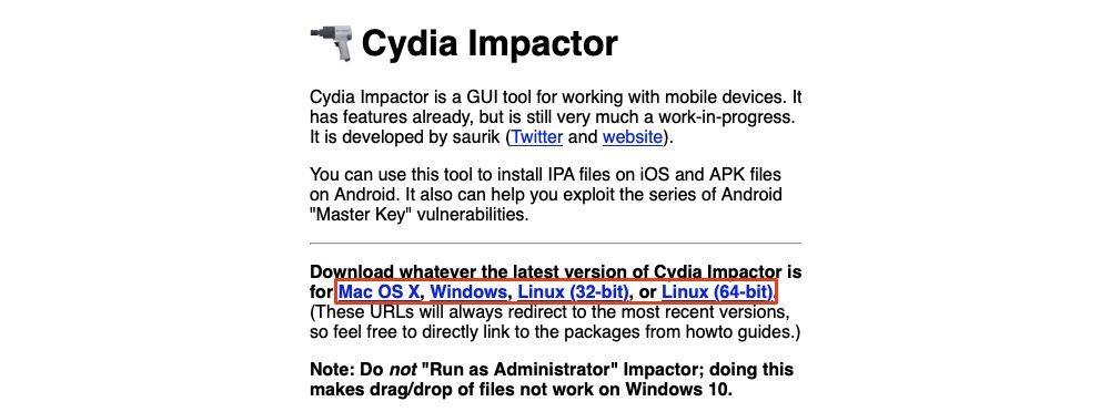 teleharger cydia jailbreak 1000x372 Comment jaibreak iOS 11.4 avec loutil Electra