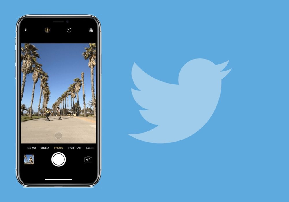 Live Photo Twitter Twitter va supporter les Live Photos de liPhone