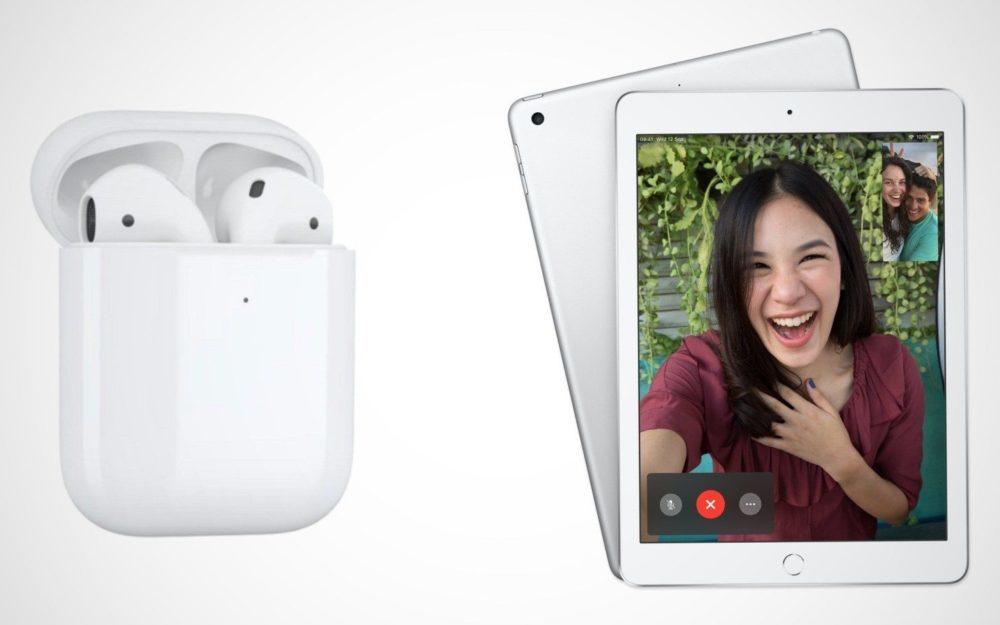 apple airpods ipad 1000x625 La production des AirPods 2 et des nouveaux iPad aurait débuté