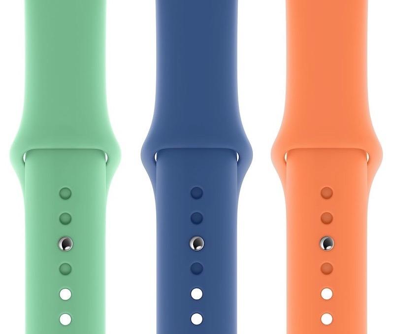 apple watch bracelets sport printemps 2019 Les bracelets Apple Watch pour le printemps 2019 sont disponibles à lachat + coques iPhone