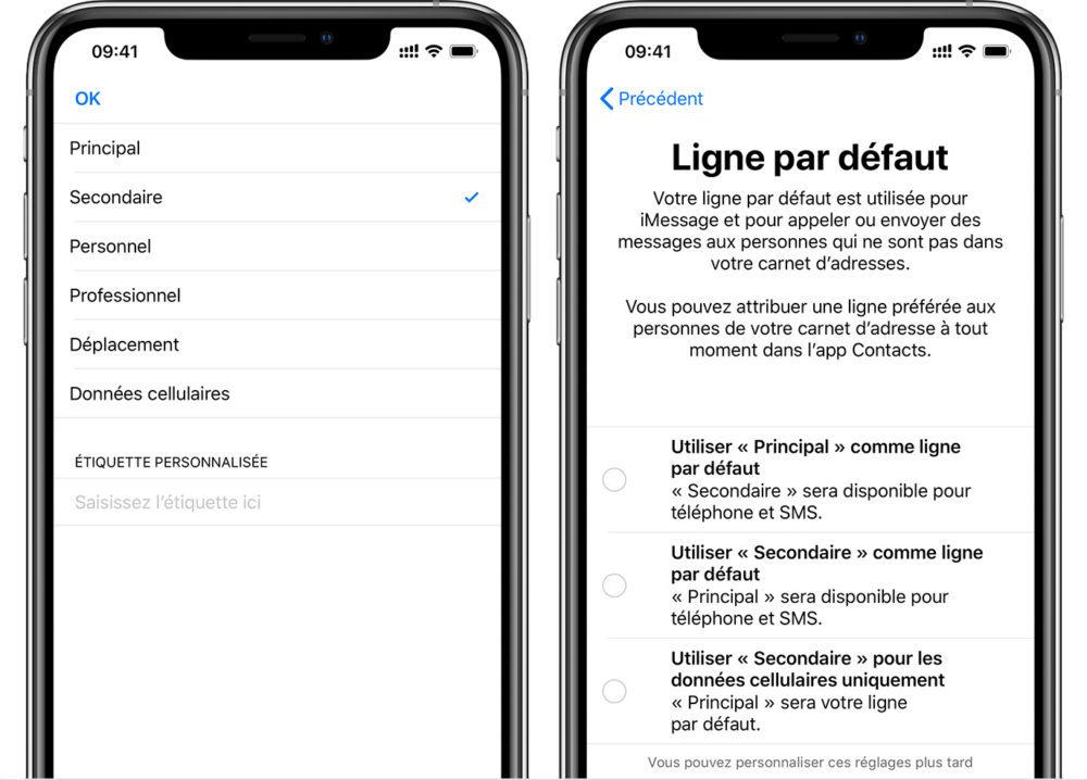 esim ajout etapes 1000x718 Comment utiliser une double SIM avec une eSIM sur iPhone