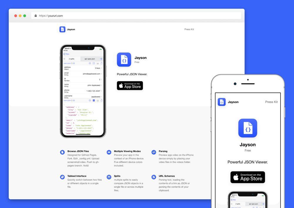github app ios Développeurs : Créez une page pour votre app iOS grâce à GitHub
