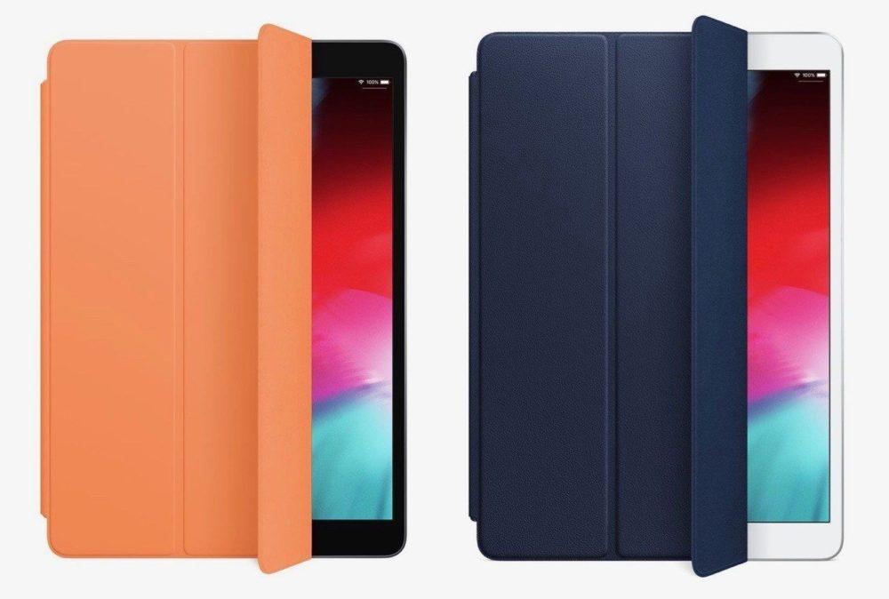 Apple propose à lachat des coques pour le nouvel iPad Air et liPad mini 5