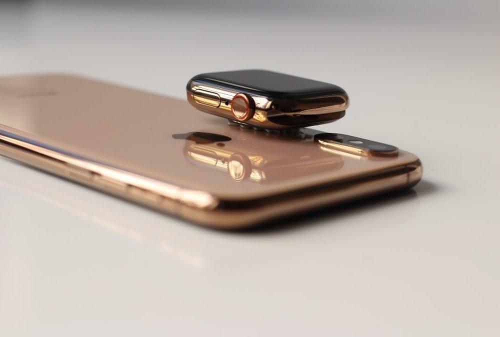 iPhone 2019 Wireless Charging Apple Watch 1000x674 Les iPhone de 2019 pourront recharger lApple Watch et les AirPods par induction ?