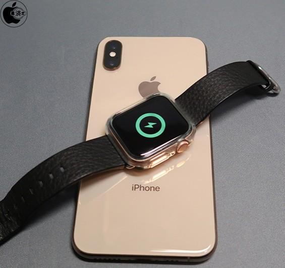 iPhone 2019 Wireless Charging Les iPhone de 2019 pourront recharger lApple Watch et les AirPods par induction ?