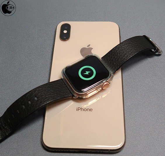 iPhone 2019 Wireless Charging Les iPhone de 2019 pourront recharger lApple Watch et les AirPods par induction ?