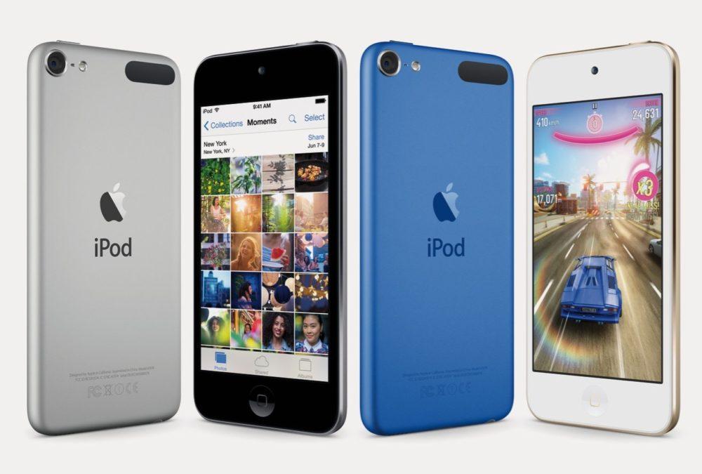 iPod touch 7G LiPod touch 7G pourrait bien être annoncé demain