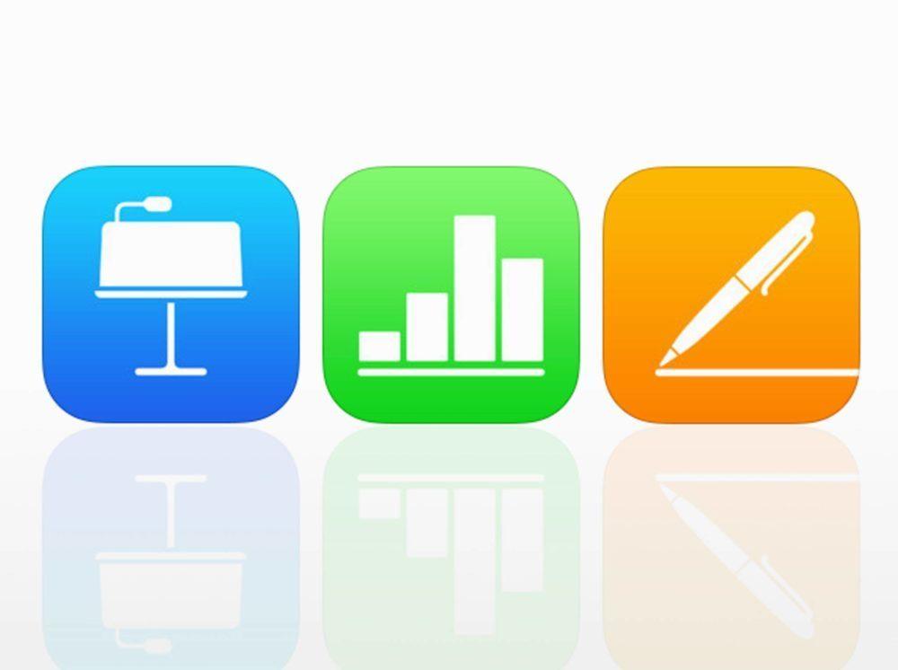iWork Pages Keynote Numbers 1000x746 Apple met à jour Pages, Keynote et Numbers sur iOS et macOS avec plusieurs nouveautés