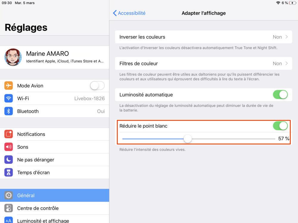 ipad point blanc 1000x750 10 trucs et astuces à savoir lorsque lon possède un iPad