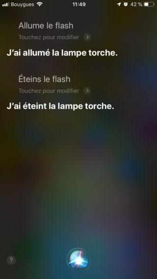 siri flash iphone e1551965415493 15 trucs et astuces à savoir lorsque l'on possède un iPhone