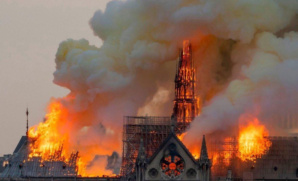 Apple Notre Dame De Paris 1000x608 Incendie de Notre Dame de Paris : Apple va faire un don pour la reconstruction